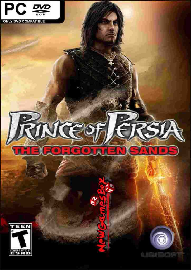 Prince of Pesia The Forgotten Sands (2010)