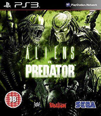 Aliens vs Predator (2011)