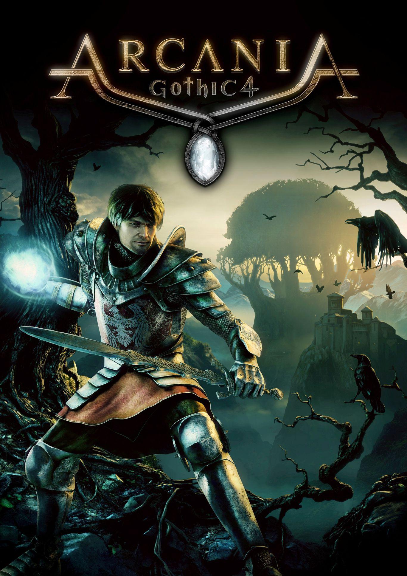 Arcania: Gothic IV – RELOADED [Full Iso│RPG│2010]