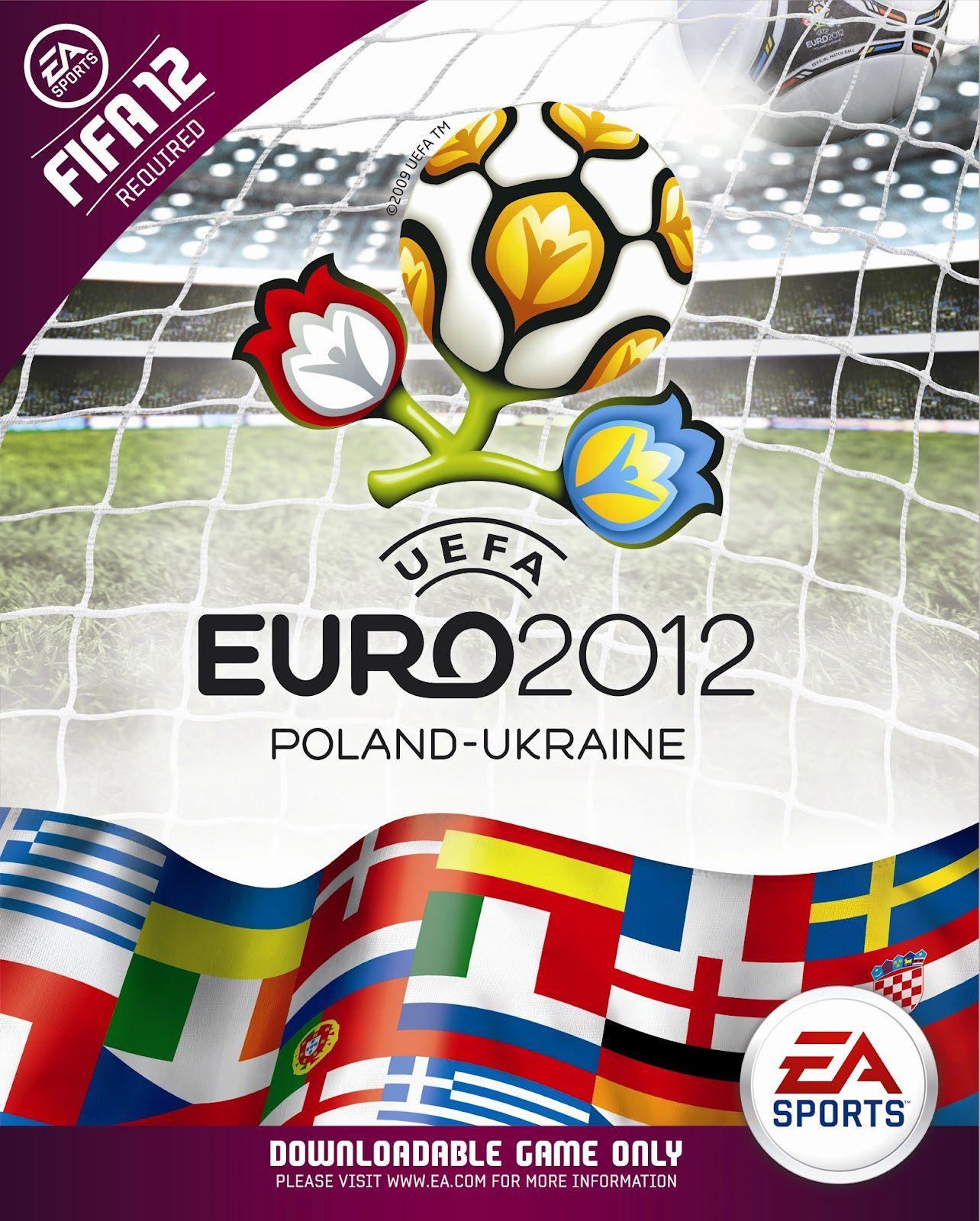 UEFA EURO 2012 – SKIDROW [Full ISO│Sports│2012]