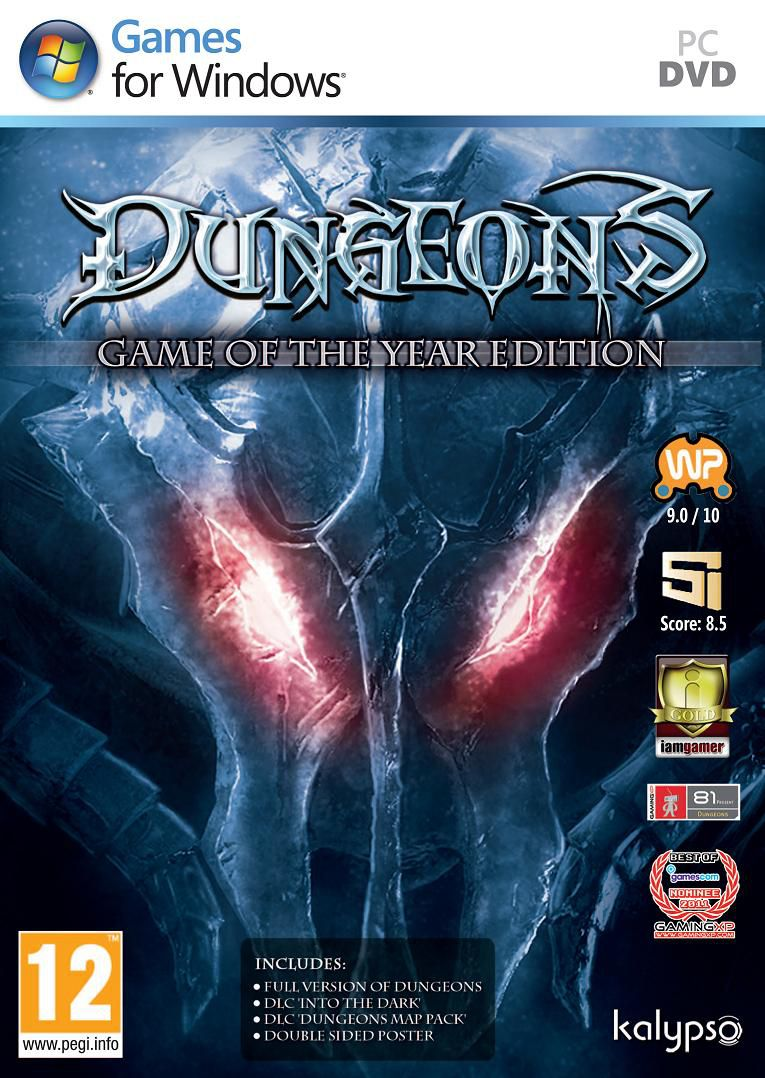 Dungeons: Game of the Year Edition – FiGHTCLUB (Full Iso│RPG│2012)