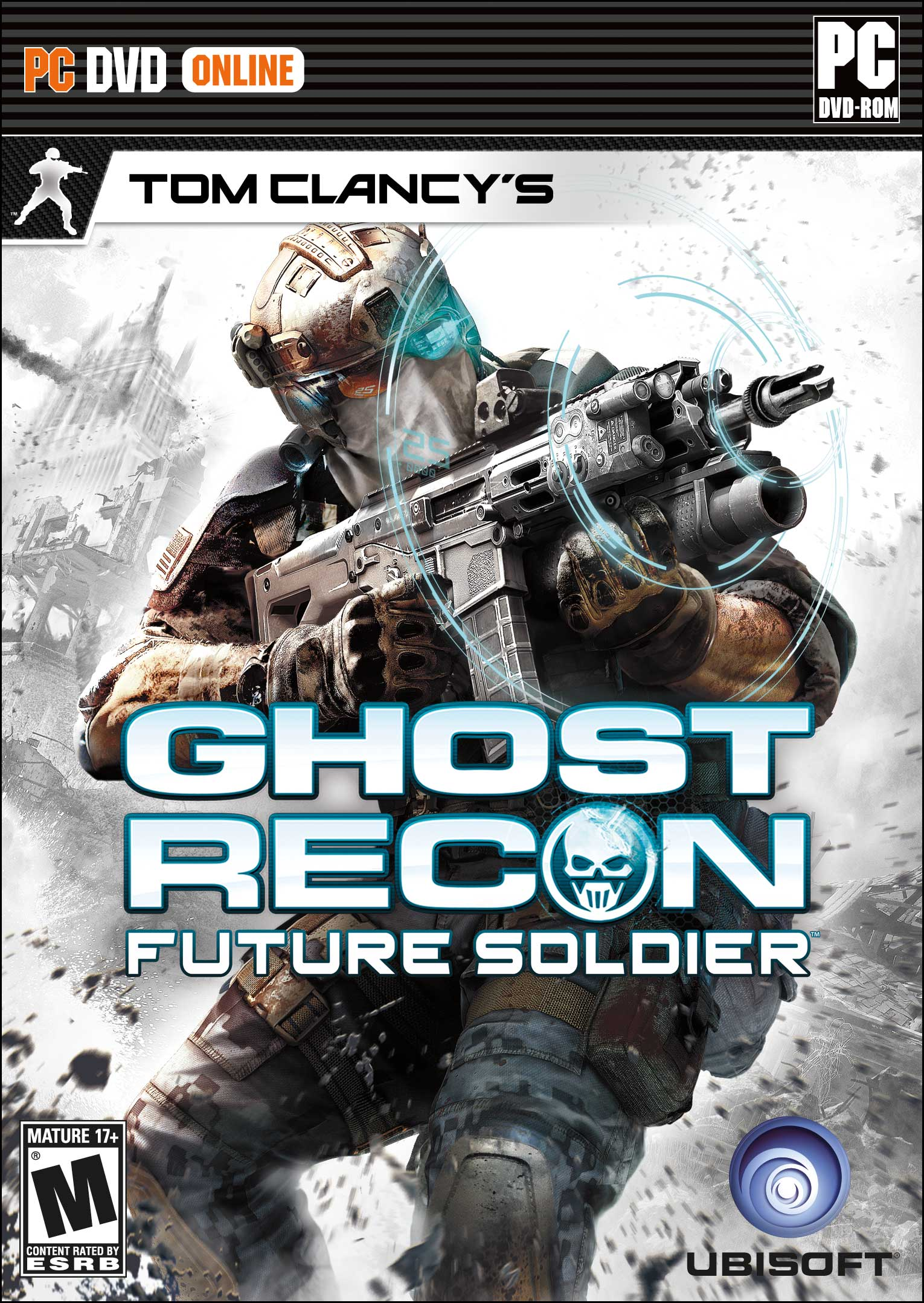 Tom Clancy's Ghost Recon: Future Soldier-SKIDROW [Full ISO/Action/2012]