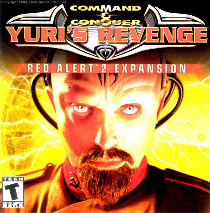 Red Alert 2 & Yuri's Revenge (2000)