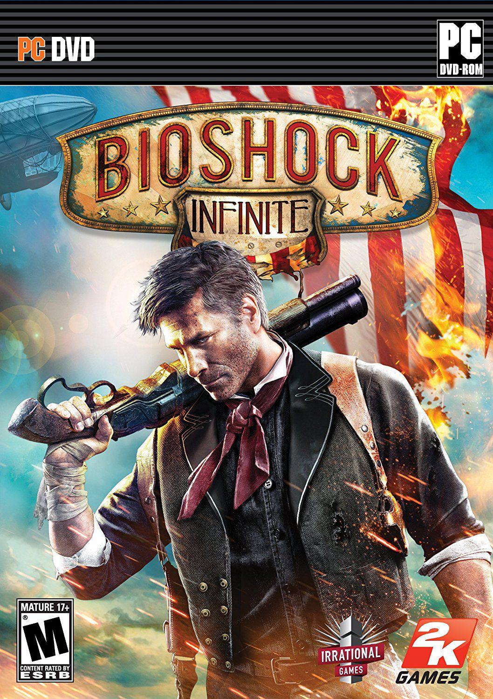 BioShock Infinite-FLT (2013)