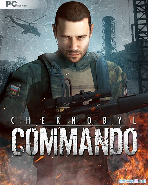 Chernobyl Commando-COGENT PC (2013)