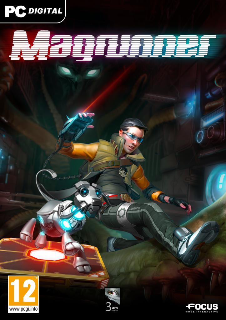 Magrunner: Dark Pulse-FLT PC (2013)