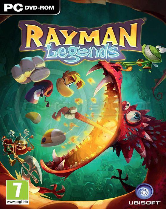 Rayman Legends – RELOADED (Action | Platformer | 2013)