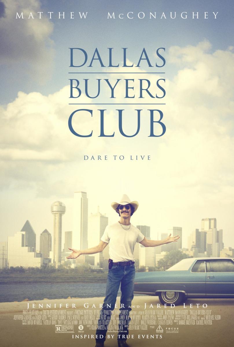 Câu Lạc Bộ Buôn Lậu Dallas