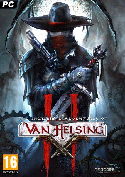 The Incredible Adventures of Van Helsing II – CODEX [Action | 2014]