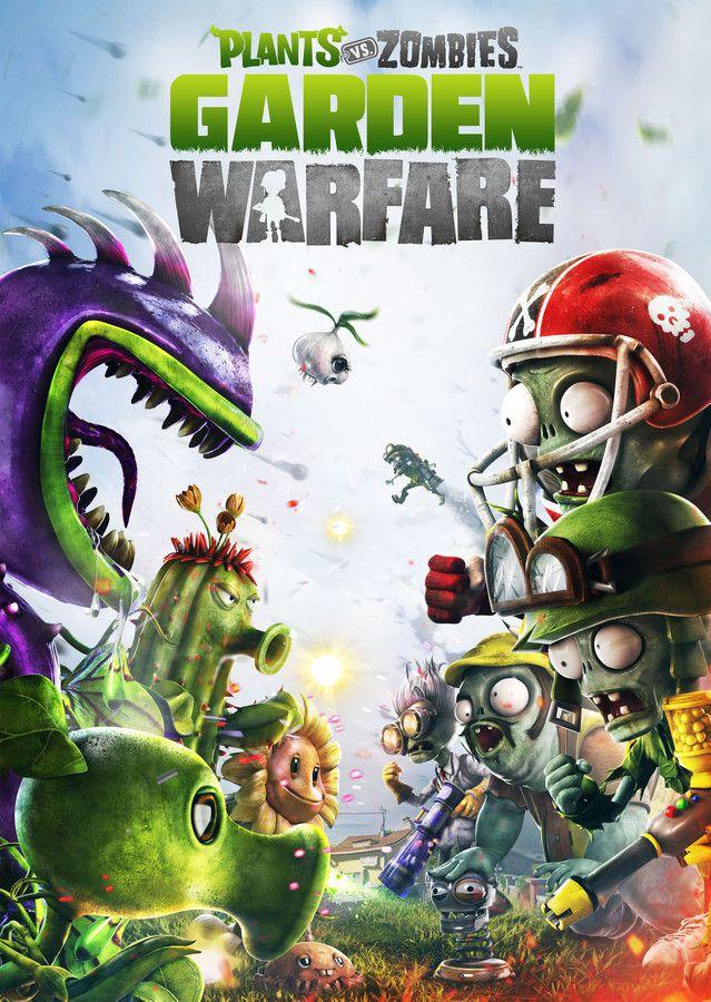 Plants vs Zombies Garden Warfare PC – 3DM (2014)