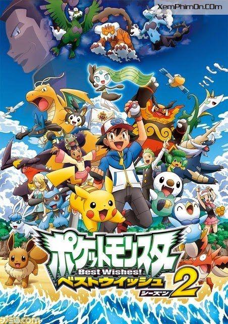 Pokemon: Bửu bối thần kỳ (Phần 16)