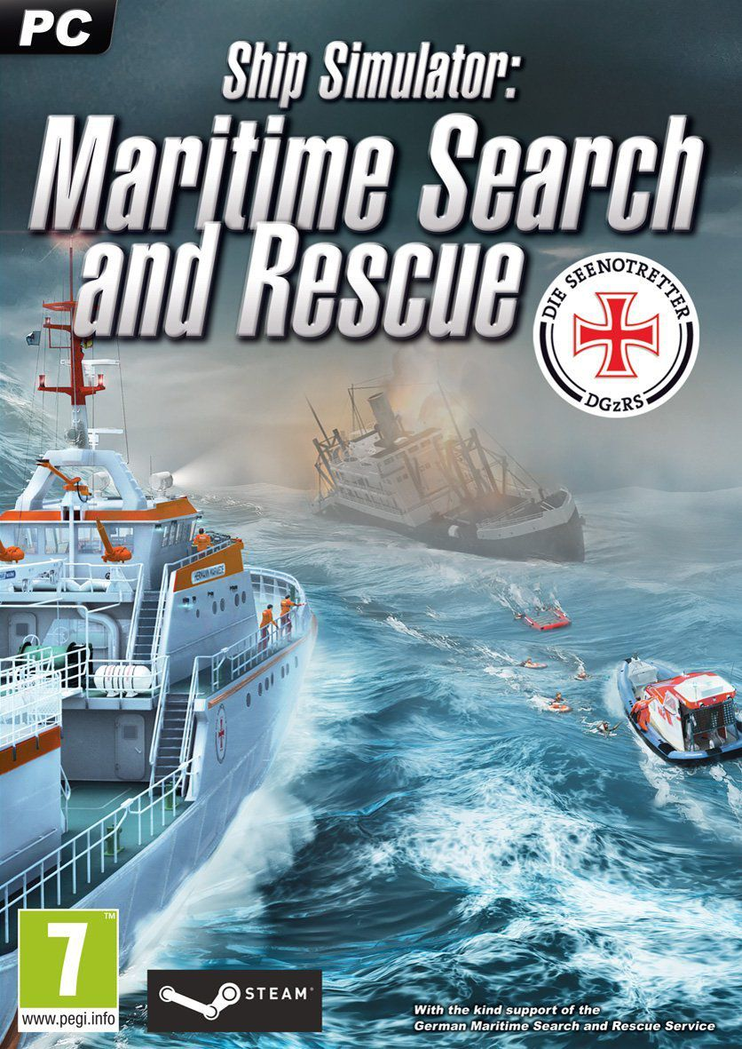 Ship Simulator Maritime Search And Rescue – CODEX (2014)
