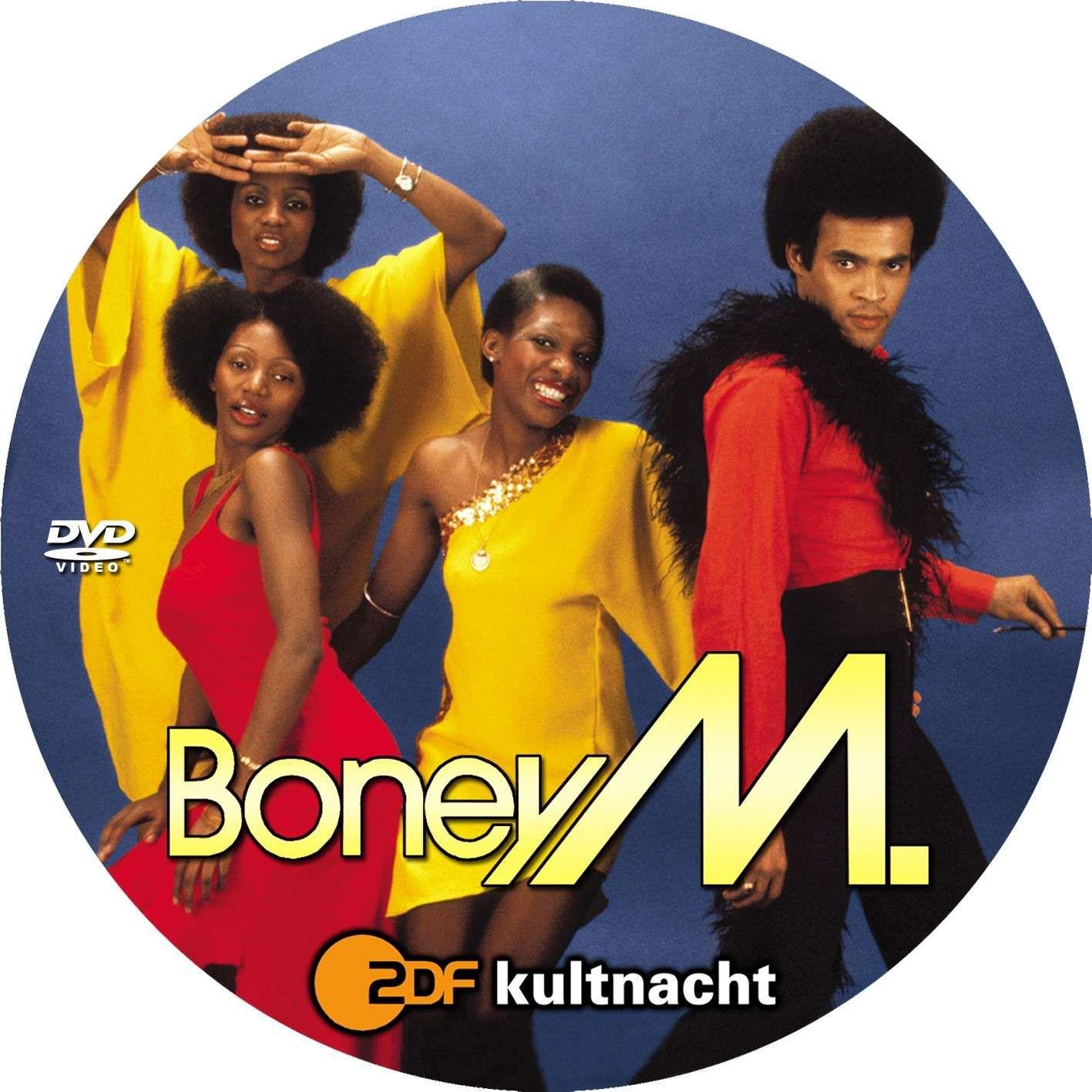 The Boney M 2 DVD