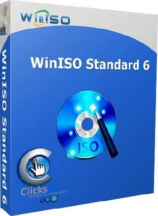 Chỉnh sửa, tạo và ghi file ISO