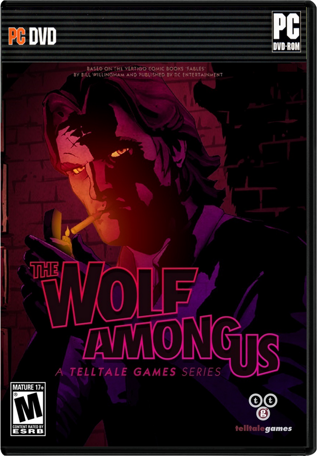 The Wolf Among Us Episode 5 – CODEX (2014)