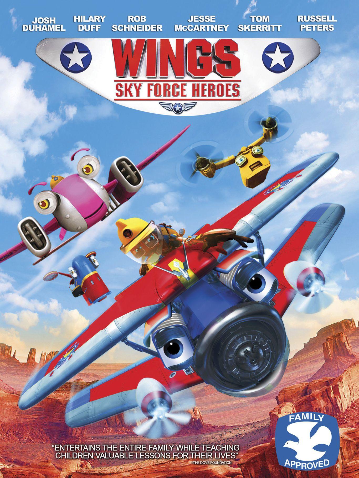 Những anh hùng trên không