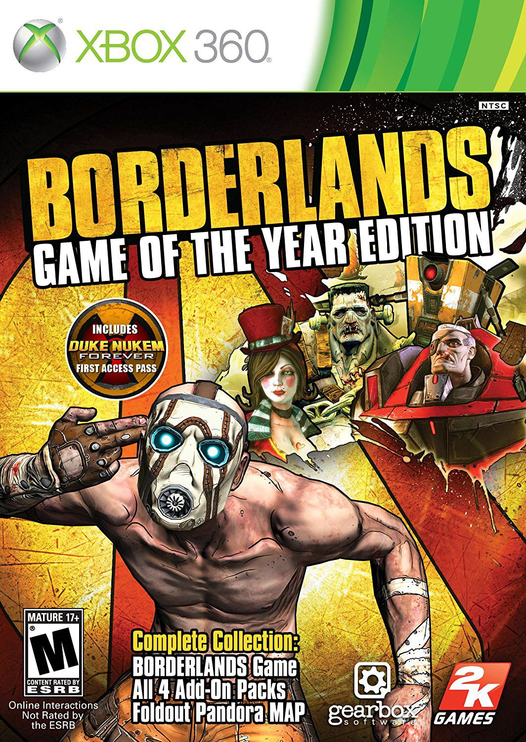 Borderlands Game of The Year Edition – PROPHET (2014)