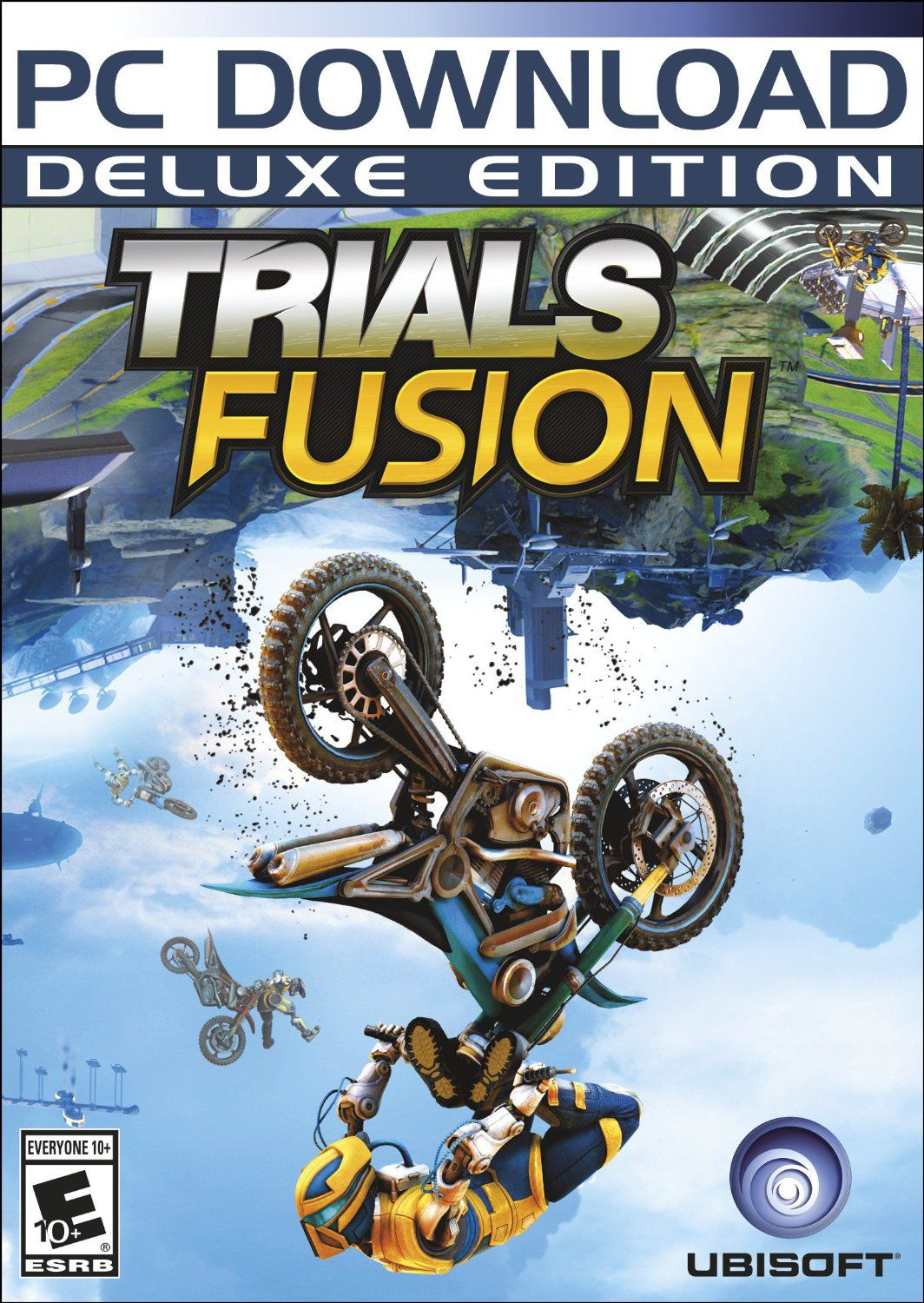 Trials Fusion Empire of the Sky – SKIDROW (2014)