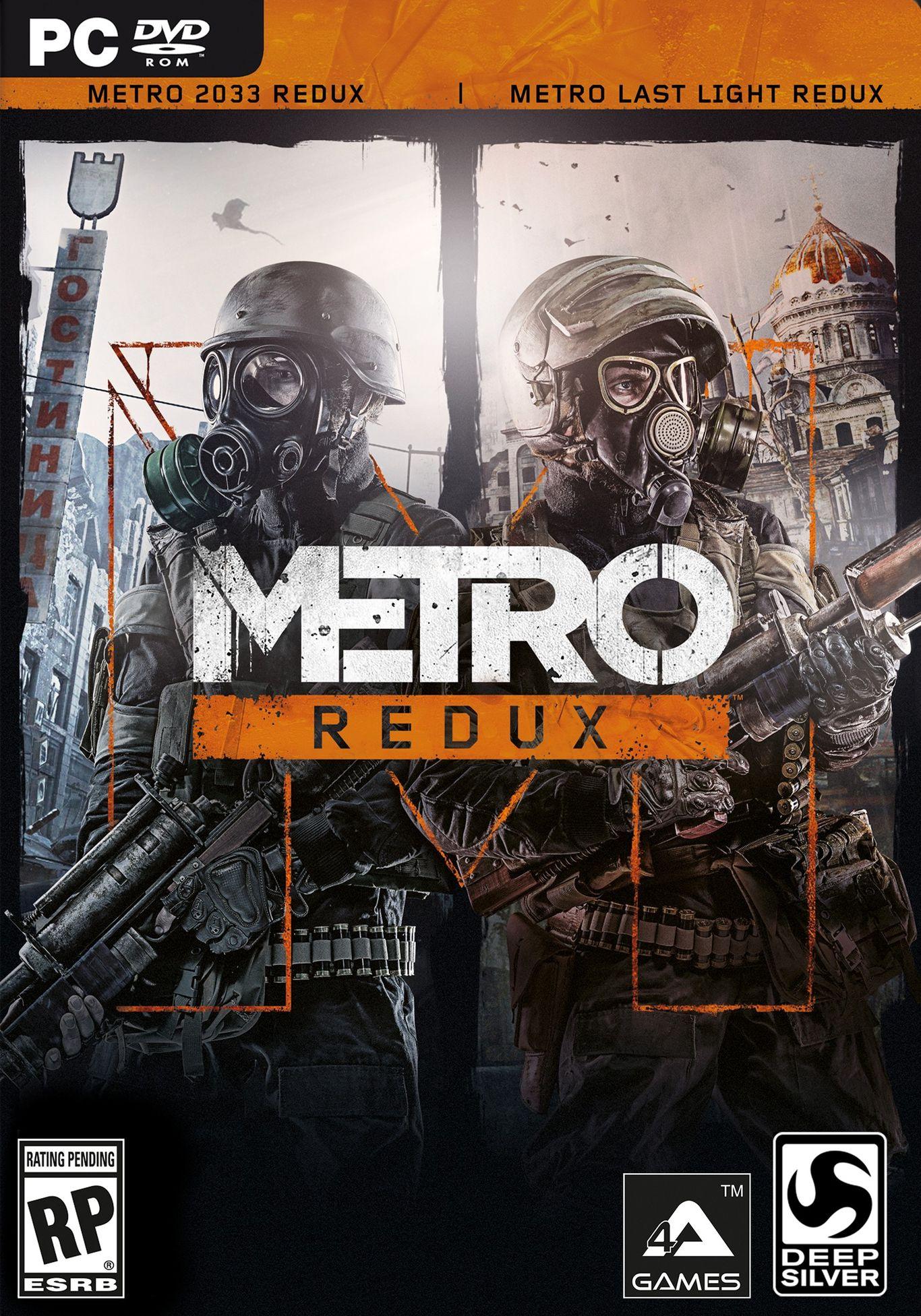 Metro Redux Duology – R.G Mechanics (2014)