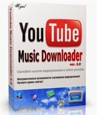 YouTube Music Downloader 7.3.3 Full Serial Key