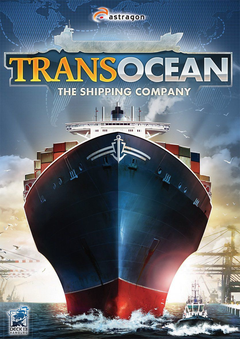 TransOcean The Shipping Company – RELOADED (2014)