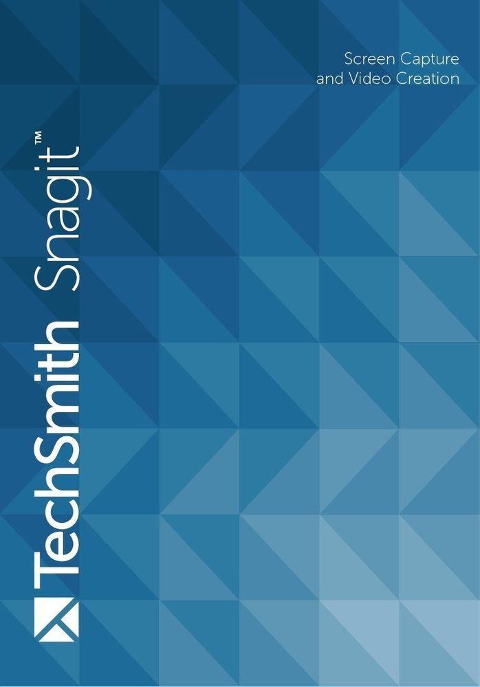 Techsmith Snagit 12 Full (Phần mềm quay, chụp ảnh màn hình)