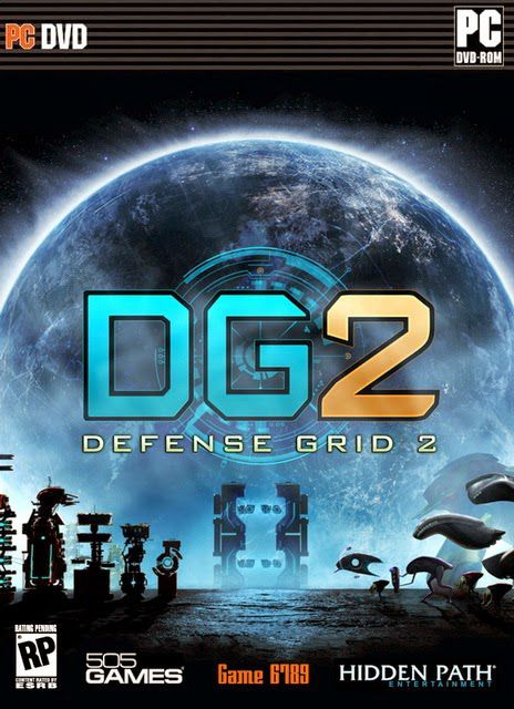 Defense Grid 2 – CODEX (2014)