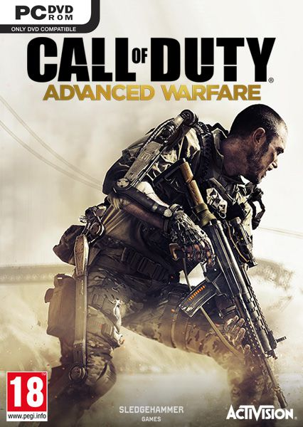Call of Duty Advanced Warfare – CODEX (2014)