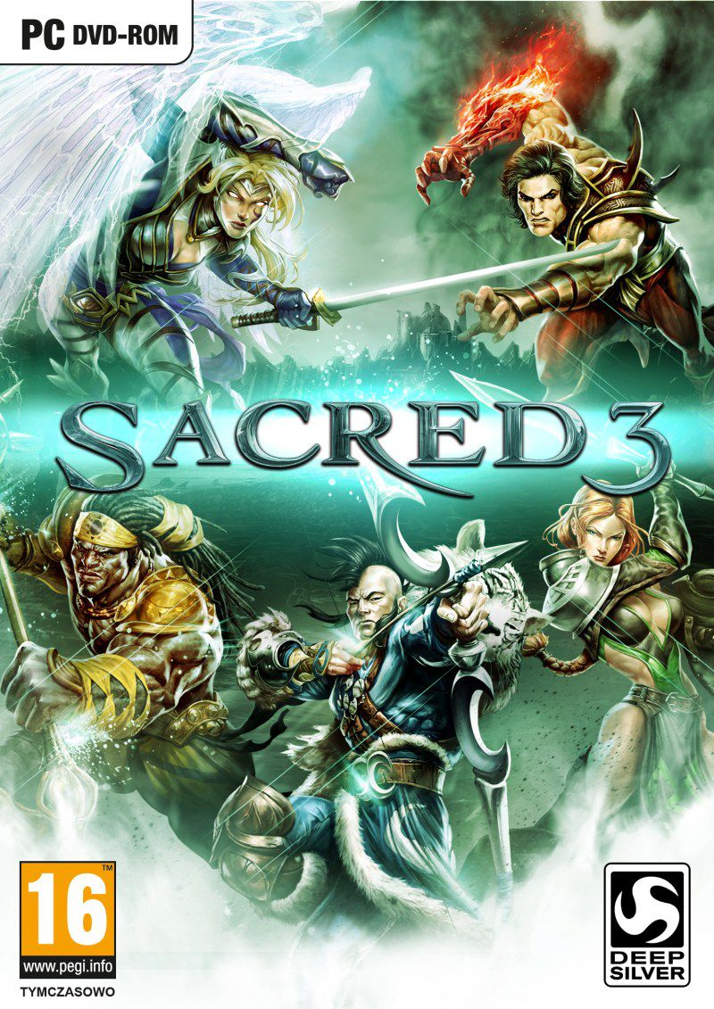Sacred 3 Orcland Story Addon – RELOADED (2014)