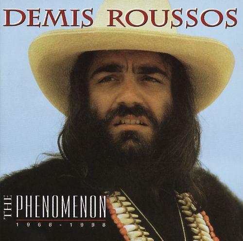 Demis Roussos – The phenomenon 1968 – 1998 (1998)