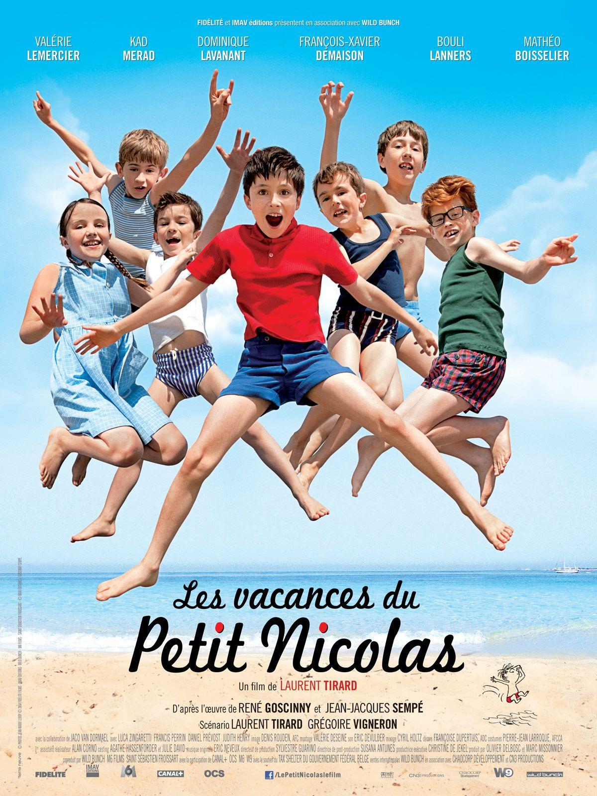 Kì nghỉ hè của nhóc Nicolas (2014)
