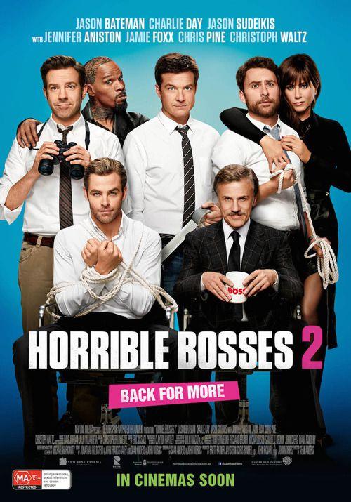 Những vị sếp khó ưa 2 (2014)