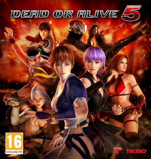 DEAD OR ALIVE 5 Last Round RELOAD_DLC Unlock_SweetFX + GeDoSaTo (2015)