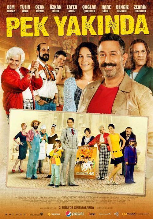 Pek Yakinda  Coming Soon (2014)