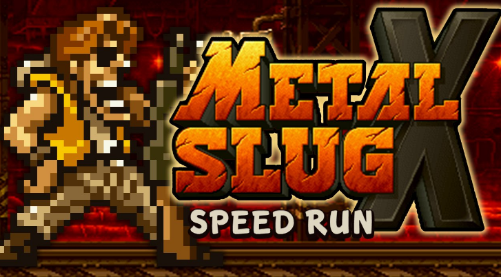 Metal Slug X PC – Game Rambo lùn cho máy tính