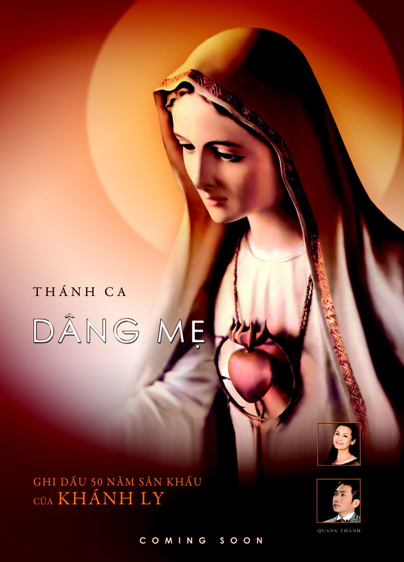 [DVD5] Thánh Ca Dâng Mẹ