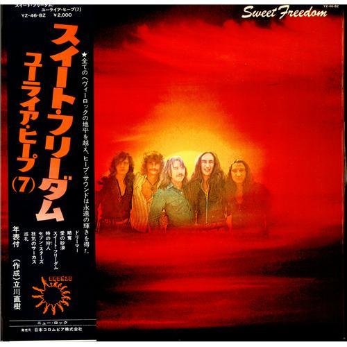 Uriah Heep – Sweet Freedom (1973) [WavPack] {32bit/192kHz}