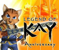[PC] Legend of Kay Anniversary (Action/2015)