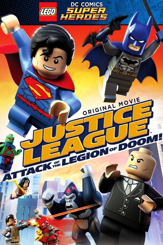Liên Minh Công Lý Lego