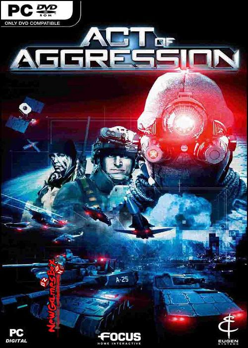 [PC] Act of Aggression-CODEX [Strategy | 2015]