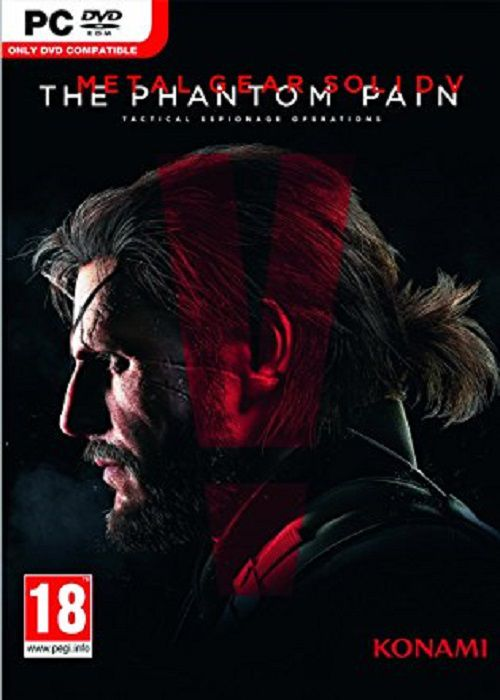 [PC] Metal Gear Solid V: The Phantom Pain [Action|2015]