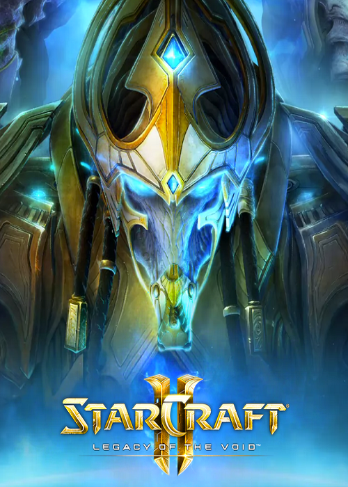 [PC] StarCraft II Legacy of the Void [Strategy/2015]
