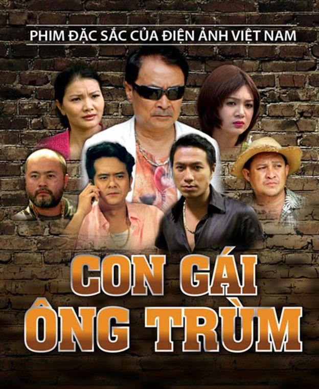 (Phim VN) Con Gái Ông Trùm (2015)