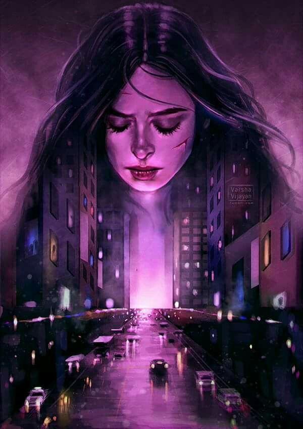Nữ Siêu Anh Hùng Jessica Jones: Phần 1