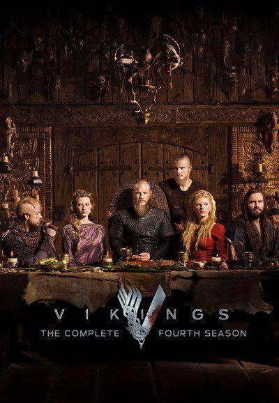 Huyền Thoại Vikings: Phần 4