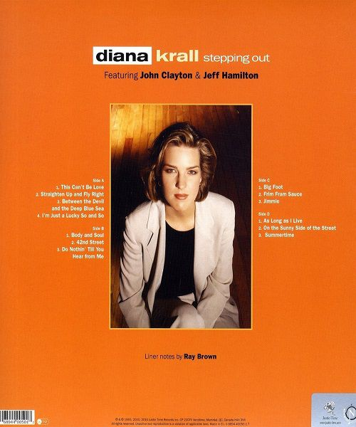 Diana Krall – Stepping Out (2016)