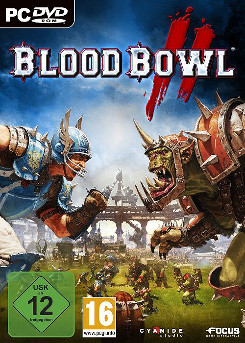 [PC] Blood Bowl 2 Norse-CODEX [Sports|ISO|2016]