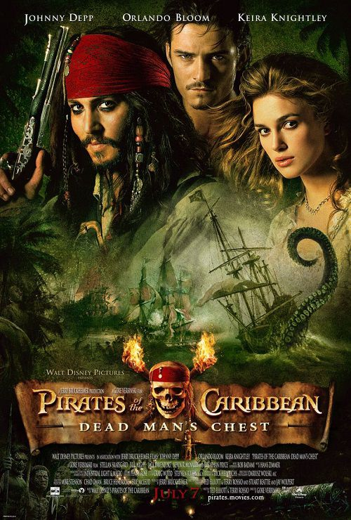 Cướp Biển Vùng Caribê 2: Chiếc Rương Tử Thần