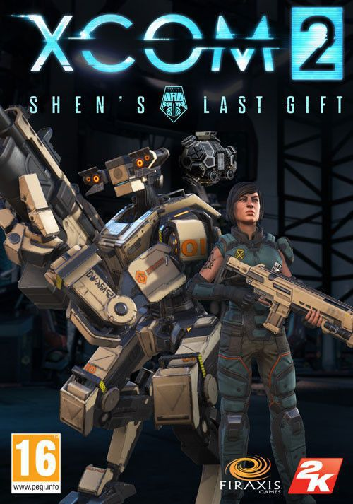 [PC] XCOM 2: Shen's Last Gift DLC-CODEX 2016