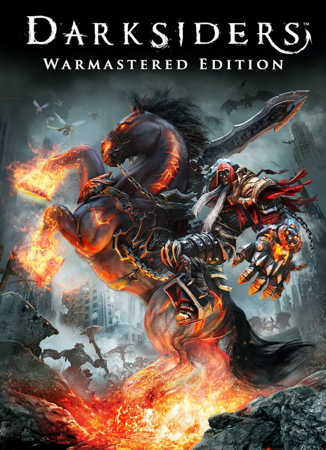 [PC] Darksiders Warmastered Edition-GOG (Action|4K|ISO)